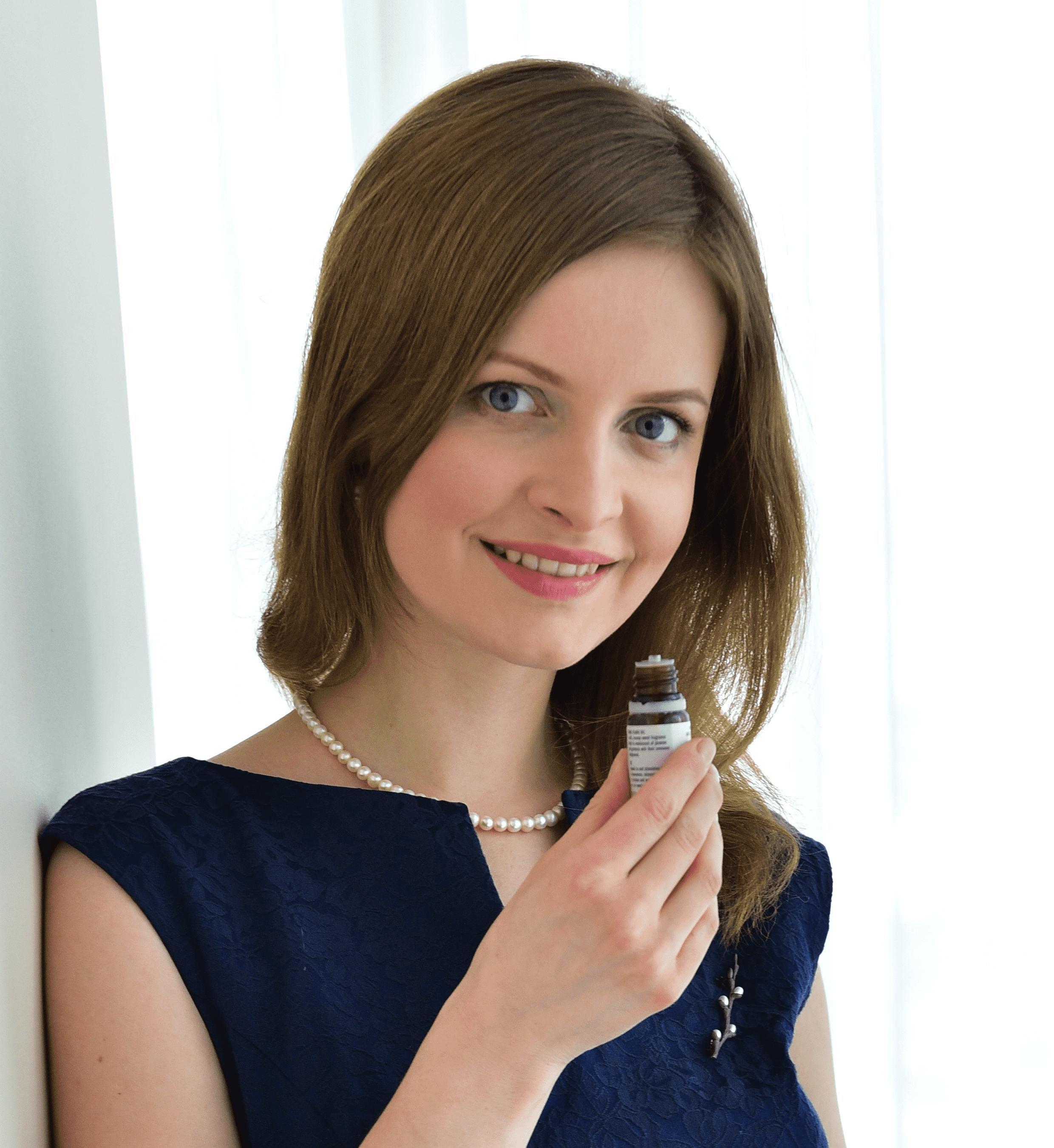 Психолог Владимирова Анна